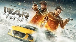 War Movie Official Trailer  Hrithik Roshan Tiger Shroff Vaani Kapoor Sidharth Anand