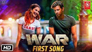 War Movie First Romantic Song   Hrithik Roshan Vaani Kapoor Tiger Shroff  Arijit Singh New Song
