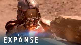 THE EXPANSE  A New Mission  SYFY