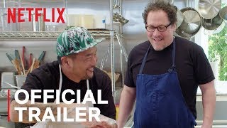 The Chef Show  Official Trailer  Netflix