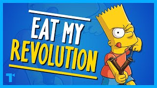 Bart Simpson and the Decline of the Slacker