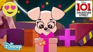 101 Dalmatian Street  Merry Pupsmas  Disney Channel UK
