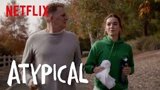 Atypical  Clip I Kissed A Boy  Netflix