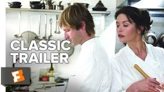 No Reservations 2007 Official Trailer 1  Catherine ZetaJones Aaron Eckhart Movie
