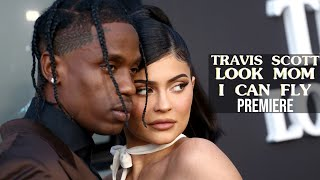 Travis Scott Look Mom I Can Fly Premiere