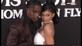 Kylie Jenner Travis Scott at Netflixs Travis Scott Look Mom I Can Fly premiere