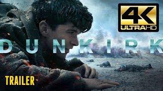 DUNKIRK 2017  Full Movie Trailer in Ultra HD  4K