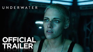 Underwater  Official Trailer HD  20th Century FOX