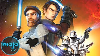Top 10 Star Wars The Clone Wars Moments