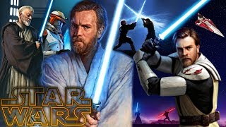 ObiWan Kenobi A Star Wars Story ft James Arnold Taylor