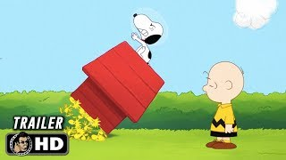SNOOPY IN SPACE Official Teaser Trailer HD Peanuts Apple TV