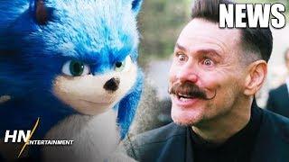 Jim Carrey Responds to Sonic the Hedgehog Movie Backlash