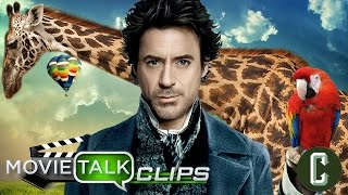 Robert Downey Jr To Star In New Doctor Dolittle Movie  Collider Video
