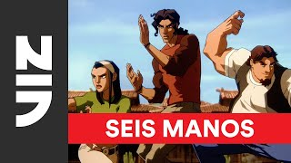 Netflixs Seis Manos  Opening Sequence  VIZ