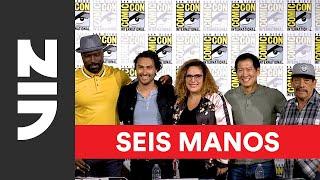ComicCon Reacts to Seis Manos  Coming Oct 3 to Netflix  VIZ