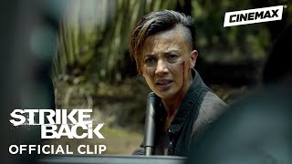 Strike Back 2019  Official Clip  Season 6 Episode 7  Cinemax