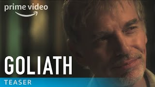 Goliath  Official Teaser  Prime Video