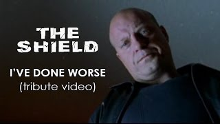 The Shield  Ive Done Worse tribute video