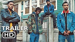 WUTANG AN AMERICAN SAGA Official Trailer 2019 HipHop Drama Series