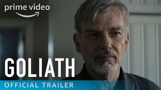Goliath Season 3  Official Trailer  Prime Video
