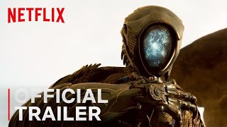 Lost in Space 2  Have You Seen Our Robot Trailer  Netflix
