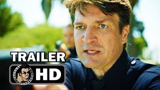 THE ROOKIE Official Trailer HD Nathan Fillion ABC Series