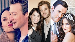 The Mentalist  and their real life partners