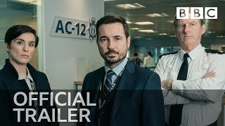 From the makers of Bodyguard  LINE OF DUTY Series 5 Trailer  BBC