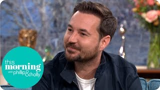 Martin Compston on the Return of Line of Duty  This Morning