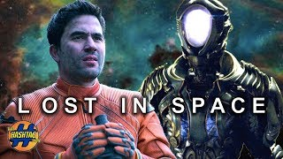 EXCLUSIVE Netflixs Lost In Space Season 2 Gets New Characters