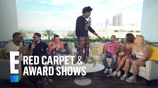 Arrow Cast Plays True or Dare at 2018 ComicCon  E Red Carpet  Award Shows