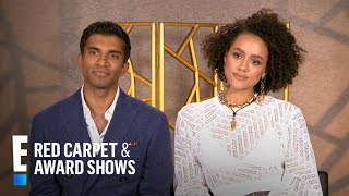 Four Weddings and a Funeral Stars Reveal If They Saw Original  E Red Carpet  Award Shows