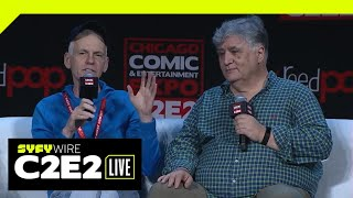 The Cast Of Animaniacs Full Panel  C2E2 2019  SYFY WIRE