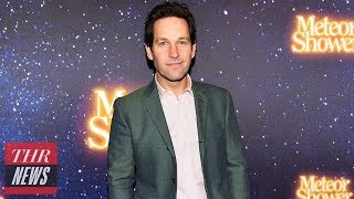 Paul Rudd Expands Netflix Relationship With New Comedy Series Living With Yourself  THR News