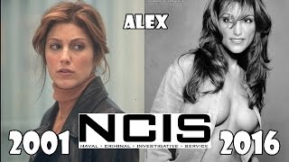 NCIS  Before and After 2016