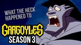 Gargoyles The Goliath Chronicles Season 3  Review  Retrospective  Bull Session