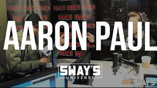 Aaron Paul on Cults New Show The Path  People Asking Him to Call Them a Bch  Sways Universe