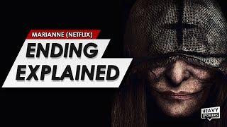 Marianne Netflix Ending Explained Breakdown Of Season 1  Spoiler Talk Review