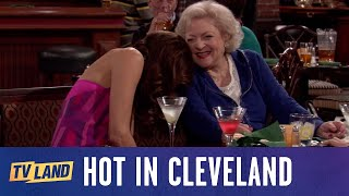 Best Betty White Bloopers of ALL Time  Hot In Cleveland
