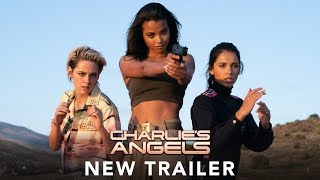 CHARLIES ANGELS  Official Trailer 2 HD