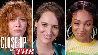 Comedy Actresses Roundtable Phoebe WallerBridge Natasha Lyonne Tiffany Haddish  More  Close Up
