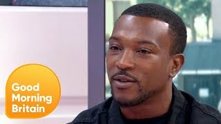 Ashley Walters Confronts Knife Crime in New Series of Top Boy  Good Morning Britain