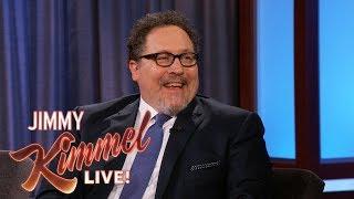 Jon Favreau on The Lion King Beyonc  New Star Wars Series