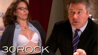30 Rock  Jacks Microphone Mishap