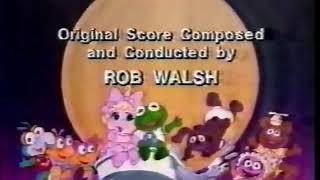 Muppet Babies 1984 Season 2 Closing Credits