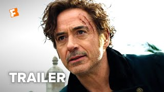 Dolittle Trailer 1 2020  Movieclips Trailers
