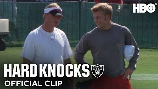 Hard Knocks Training Camp with the Oakland Raiders Episode 2 Clip  HBO