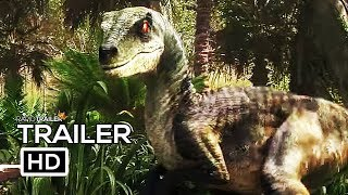 JURASSIC WORLD CAMP CRETACEOUS Official Trailer 2020 Netflix Series HD