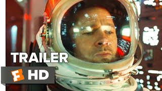 Ad Astra Trailer 1 2019  Movieclips Trailers