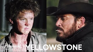 In Depth Look Cole Hauser on The Story of Rip Wheeler  Yellowstone